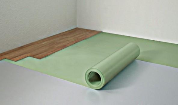 Ondervloer Houten Vloer : Houten vloer op houten ondervloer: parket laminaat.nu parket houten